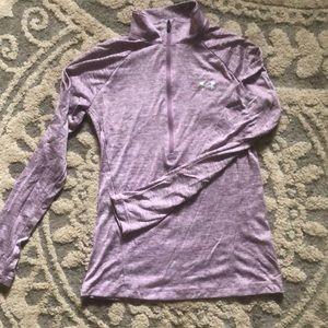 Underarmour long-sleeve 1/4 zip